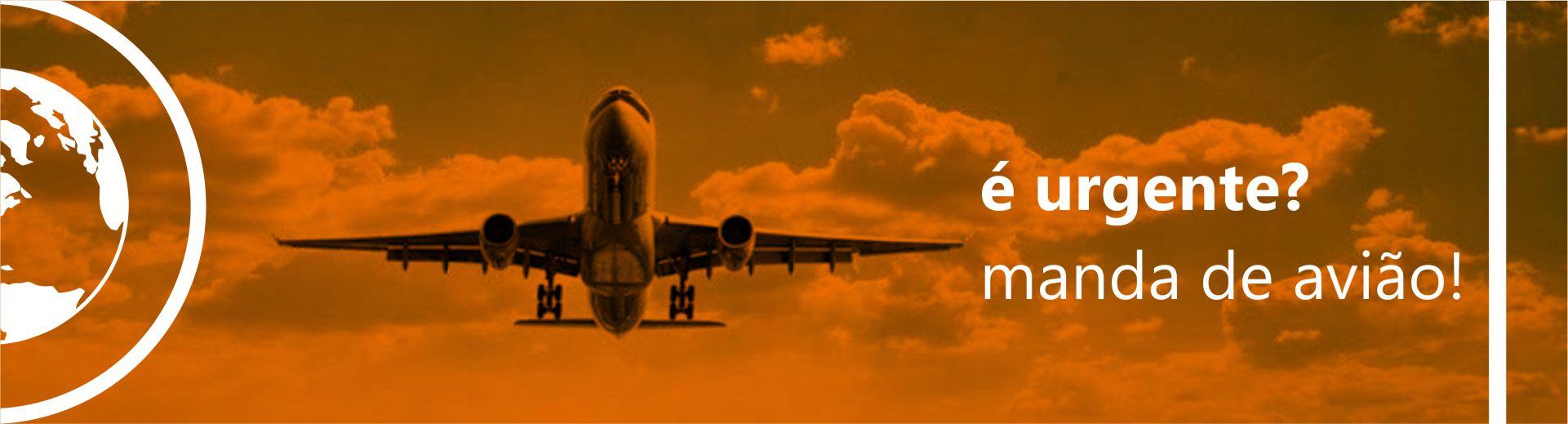 Banner transporte aereo